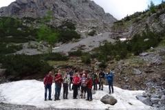5 giugno 2016 - Escursione al lago di Volaia