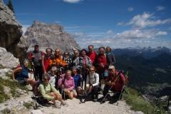 17 luglio 2016 - Escursione al Lago Coldai