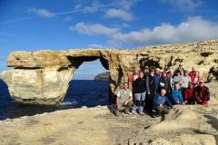 Trekking di capodanno a Malta