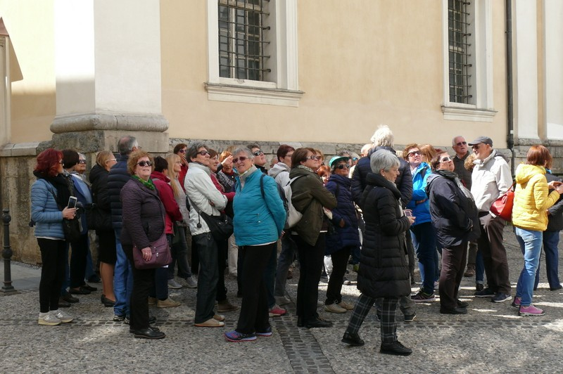 30/04/2017 - Lubiana e l'Arboretum