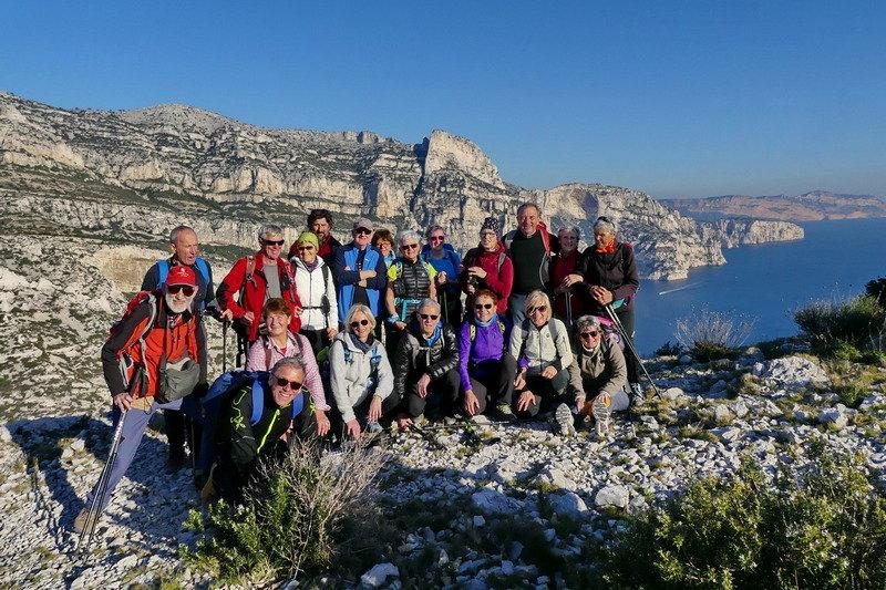 Trek sulle Calanques - 27 dic. 2019 – 3 gen. 2020