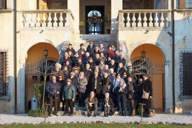 21/01/2018 Vicenza – mostra Van Gogh: tra il grano e il cielo