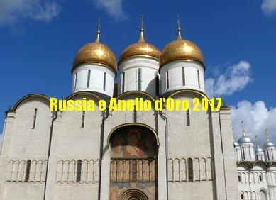 Russia e Anello d'Oro 2017