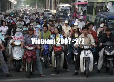 Vietnam 2007 - Seconda parte