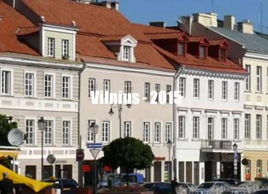 Vilnius 2015