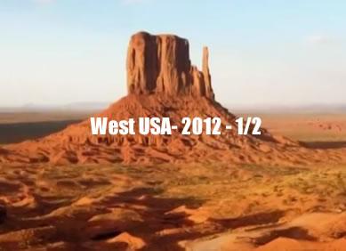 West USA 2012 - Prima parte