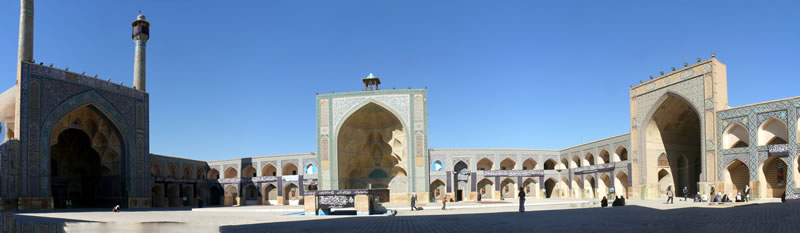esfahan,moschea del venerdì