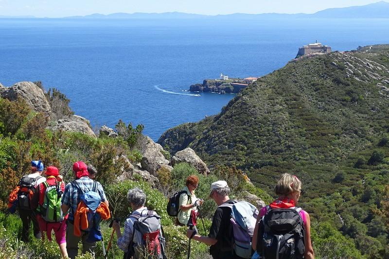 13-18 aprile 2017 - Trekking pasquale (Isola di Capraia)