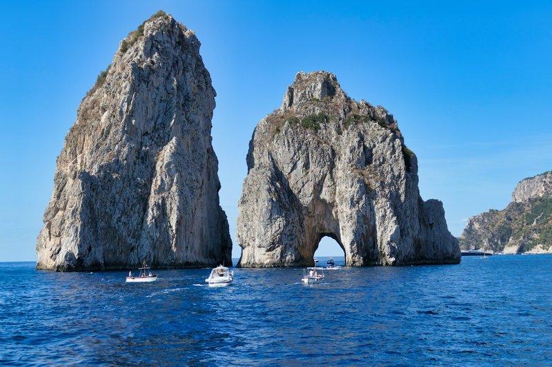 Napoli e Costiera Amalfitana 20-26 settembre 2021