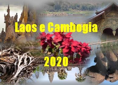 Laos e Cambogia 2020