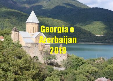 Georgia e Azerbaijan 2019