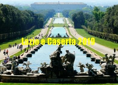 Lazio e Caserta 2019