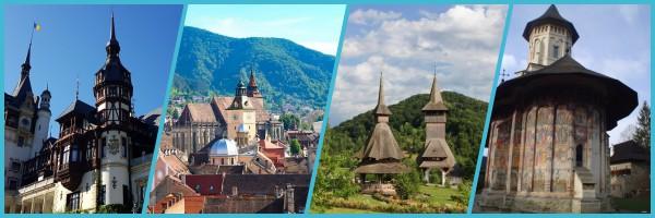 Transilvania e Maramures