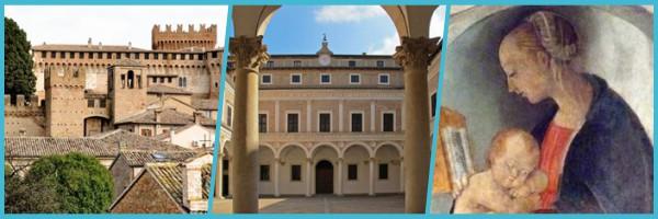 Urbino: alla corte di Federico di Montefeltro
